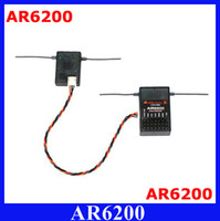 Wholesale 10pcs AR6200 G Ch Receiver for DX6i JR DX7 DSM2