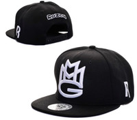 Wholesale Fashion Music Cap Men s Hip Hop Hat Maybach Music Group Snapback Cap Baseball Cap Mix Order