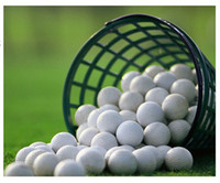 Wholesale large number sales new double layer golf golf practice balls manufacturers recommend