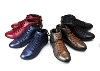 Cheap Lace-Up casual shoes Best Men Summer martin boots