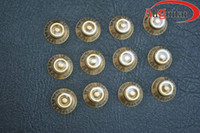 Wholesale Guitar Gold Knobs Tone Controls amp volume Controls NEW