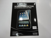 Wholesale New Arrival Anti Glare PVC Screen Guard Protector for iPad Gen
