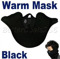 Wholesale Hot SellinG Neoprene Neck Warm Face Mask Veil Sport Motorcycle Ski