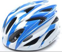 Wholesale bicycle bike Cycling Helmets road racing helmet large orange and white Bike Cycling Cycle Bicycle Helmet L Cycling Protective Gear