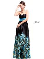 Cheap Model Pictures bra dress Best Strapless Satin evening dress