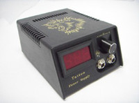 Wholesale solong tattoo New Pro LCD Digital Tattoo Power Supply for Machine Gun Needle Grip Ink Kit