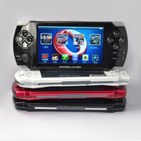 Wholesale 4 quot Super SlimTouch Screen Game Player Game Console Handheld Game Joystick D Megapixel Camera