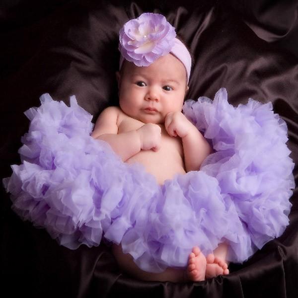 Dancing Babies Cute: 2018 New Arrival!cute Baby Chiffon Pettiskirt Tutu Skirt