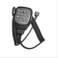 Wholesale RJ pin DTMF key Mic Microphone Speaker For Kenwood TK TK TK TK TK TK TK TK TK Car radio