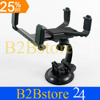 Wholesale Soonsell Cradle Bracket Clip Car Holder for Ipad for tablet pc gps For back on car drop shipping