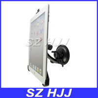For Apple car stand - Windshield Mount Car Holder Degree Rotatable Car Cradle Tablet Car Stand for Apple iPad2