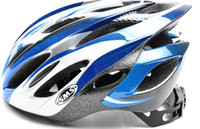 Wholesale new arrival Bike Helmet Spider Adult Mens Bike Helmet With Visor Blue BIKE HELMET For Essen fashion