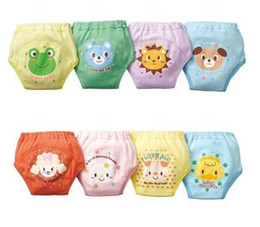 Wholesale New Toddler Boys Girls Potty Training Pants Baby Waterproof Trainer potty underwear Infant pant