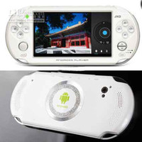 Wholesale Nintendo D D64 FC games for kids game in JXD S5110 MP3 MP4 MP5 Game Player quot Android