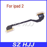 Wholesale For iPad2 nd LCD Screen Flex Cable Ribbon Replacement Parts