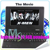 Wholesale Mini quot VIA8850 Android Wifi Netbook M GB With Webcam GHz