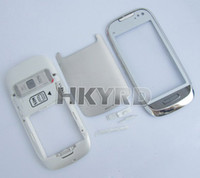 Wholesale White Full Housing Faceplate Cover Case For Nokia C7