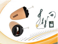 Wholesale Factory sale wirless earpiece spy earpiece with invisible inductive neckloop kit
