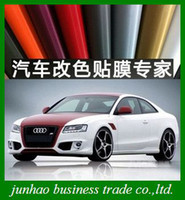 Wholesale Bubbles Free Quality Matt Vehicle Body Sticker Car Wrap with Air Channel Back Colorful Side m