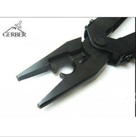 Wholesale Portable Multifunctional Folding Pliers Gerber Multi purpose Combination Outdoor Tools