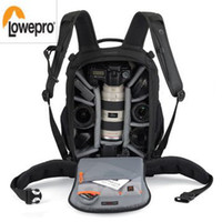 Wholesale Lowepro Flipside AW SLR Digital Camera Photo Bag Backpacks welcome and dropshipping b