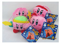 Super mario Bros Kirby plush Game Kirby Soft Plush Stuffed T...