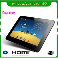 Wholesale New YUANDAO N90 G MID Tablet PC inch IPS capacitive screen A8 GHz GB RAM