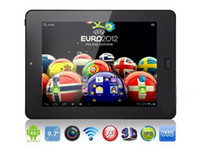 Wholesale Dual core Onda Vi40 quot android Tablet pc Amlogic Cortex A9 GHz GB GB G Wifi HDMI Camera