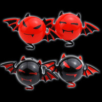 1 air demon - 10PR NEW Devil Demons Car Air Freshener Red and Black Car Outlet car accessories