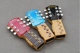 Wholesale 3pieces Novelty Product Air guitar Electric toys Music instrument guitar Brand New
