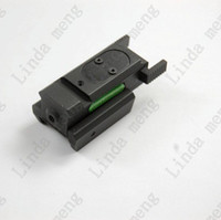 Wholesale Tactical Pistol Green Laser Sight for Weaver Rail free ship