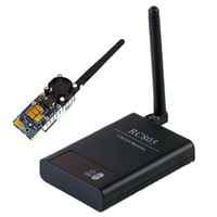 Wholesale 5 GHz mW Channels wireless FPV transmitter and receiver