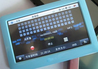 Wholesale 10pcs T13 quot HD Touch Screen FM Radio Video TV Out E book Game GB GB MP4 MP5 P