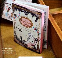 Wholesale New circus fold memo Note Memo message post Notebook Removeable paper
