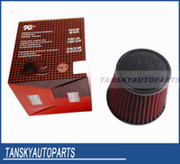 Wholesale New Universal K amp N Cold Air Intake Air Filter