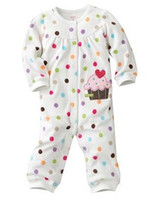 0-3 Months baby girl babydolls - girls overalls babywear jumpsuits custome baby bodysuits rompers pajamas babydolls tights M1170