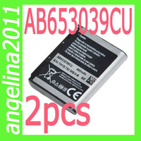 Wholesale AB653039CU Battery For M6710 Beat Disc S3310 S7330 A551 E950 E958 J208 L170 L770 L810 L810V Steel