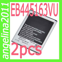 Wholesale EB445163VU Battery batteria Batterie For Samsung mobile phone SCH W999 SGH W999 W999