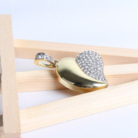 promotional pens - Promotional gift usb flash memory heart shape usb drive pen drive usb flash drive