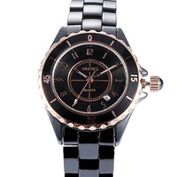Fashion Women's Quartz Wholesale New Luxury Movement Japan Ceramic Watch - Free Shipping
