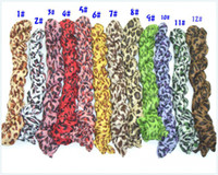 Wholesale Leopard Grain Scarf Assorted Color hotsale promotion