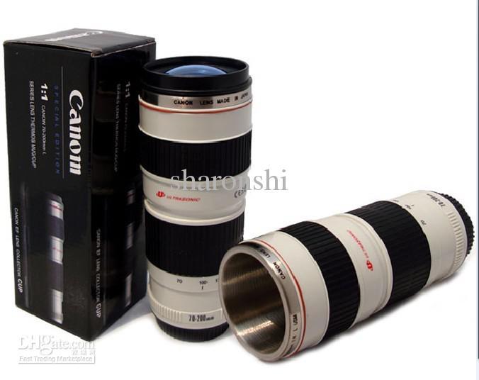 2017 canon 70 200 camera lens cup mug 24 105mm f 4l usm for Canon photo lens mug