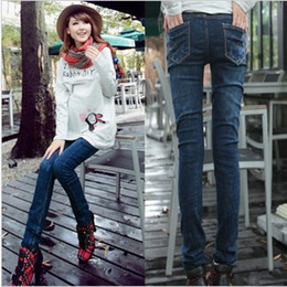 Wholesale Fashion trousers Maternity jeans Pregnant women Jeans Maternity pants amp Feet pants ORK13