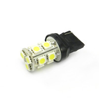 Wholesale Car Bulbs T20 SMD Auto LED Tail Lights Turn Signal Lamps W21W White Blue Red Yellow