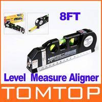 Wholesale Multipurpose Horizon Vertical Laser Level Vertical Measure Tape Aligner FT H8710