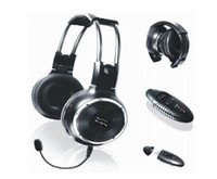 Wholesale WL HS701 WIRELESS PC LAPTOP HEADSET WITH MICROPHONE high performance