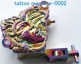 Wholesale New arrival cute relief hot sell low price Art Tattoo Machine Gun profeesional tattoo machine