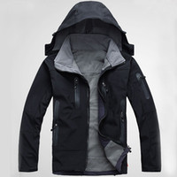 Wholesale Apex Windwall jacket Winstopper jackets outdoors VaporWick overcoat new mens downcoat outerwear