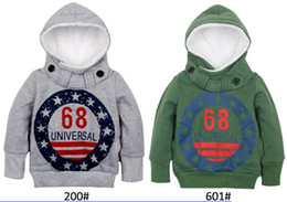 Wholesale new arrival cotton autumn or winter thick boy or girl s casaul hoodies coat