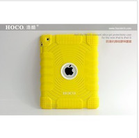 Wholesale Hoco Shock Resistant Silicone Protections Case For Ipad Silica Gel Protections Case Smart cover